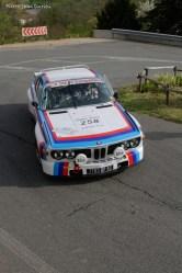 BMW 3.0 CSL, Tour Auto à Marchampt, 20 Avril 2016
