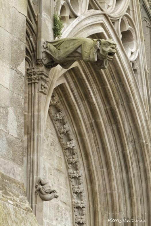 Cathédrale de Carcassonne, 29 mai 2016