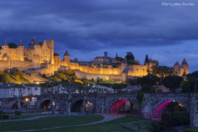 Citadelle de Carcassonne, 29 mai 2016