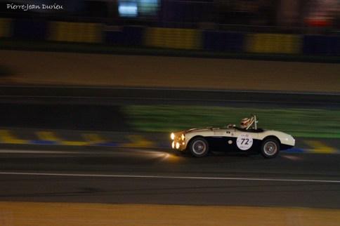 Course de nuit, Le Mans 8 juillet 2016