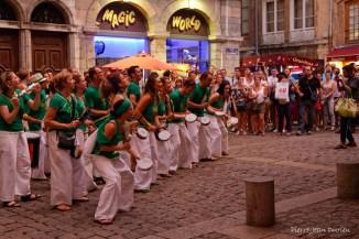 Encore un groupe de rythmes brésiliens