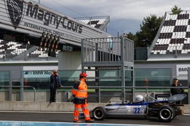 Magny-Cours, Grand Prix de France Historique, 30 juin 2017