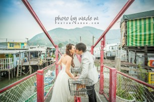 Pre-wedding Hong Kong Photo by Wade w. 大澳 TaiO 自助婚紗 香港