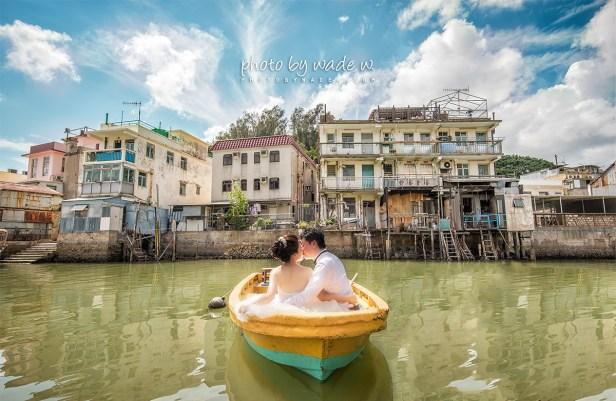 HK pre-wedding photo by wade w Wedding Tai o 1200