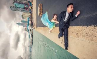 pre-wedding hong kong wedding photo by wade w. central tai o 山頂 中環 上環 尖沙咀
