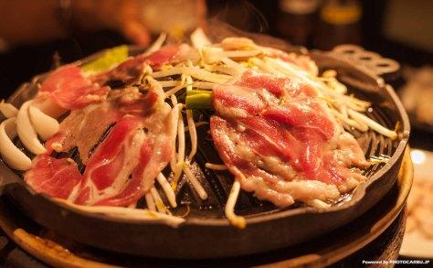 撮影画像投稿12 【焼き肉!ジンギスカン!】