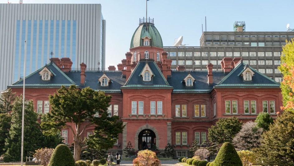 札幌赤レンガ庁舎