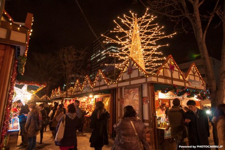 ミュンヘン・クリスマス市2014