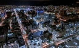 White Sapporo city - JRタワーからの眺め