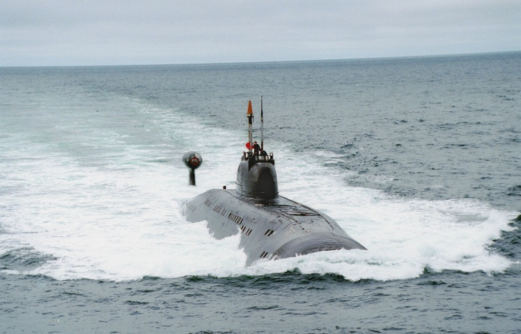 Russia's Project-971 submarine