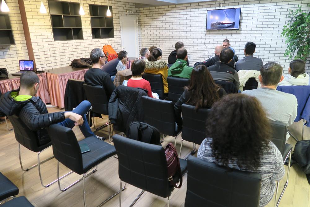 фото курс в София