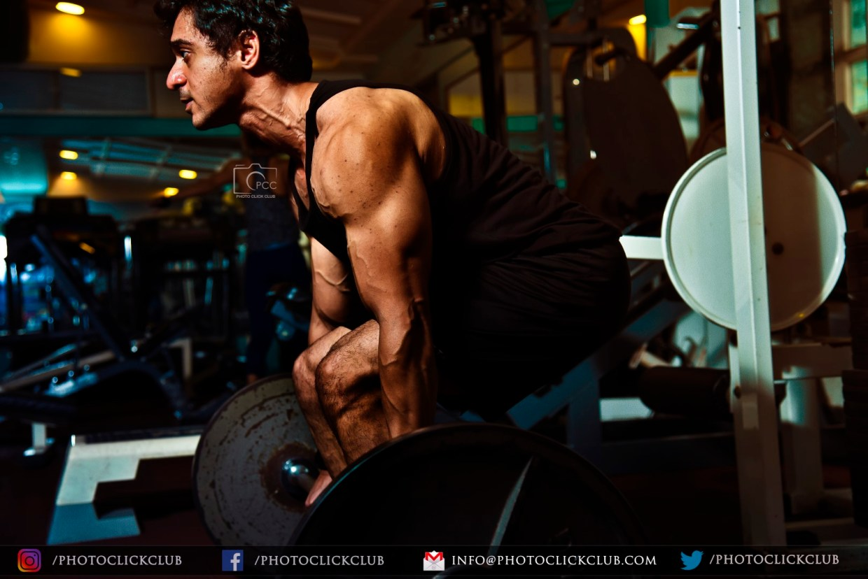 Gym Workout Shots - by photoclickclub