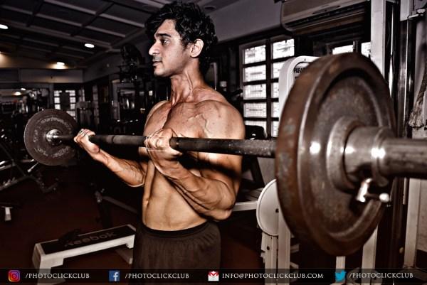Yash Mehta Biceps - by Photoclickclub