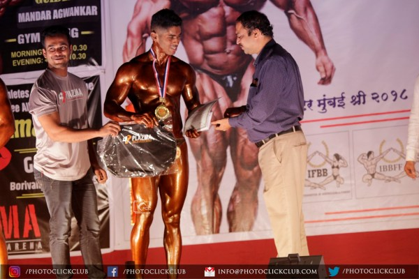 Winners of Bodybuilding - by photoclickclub