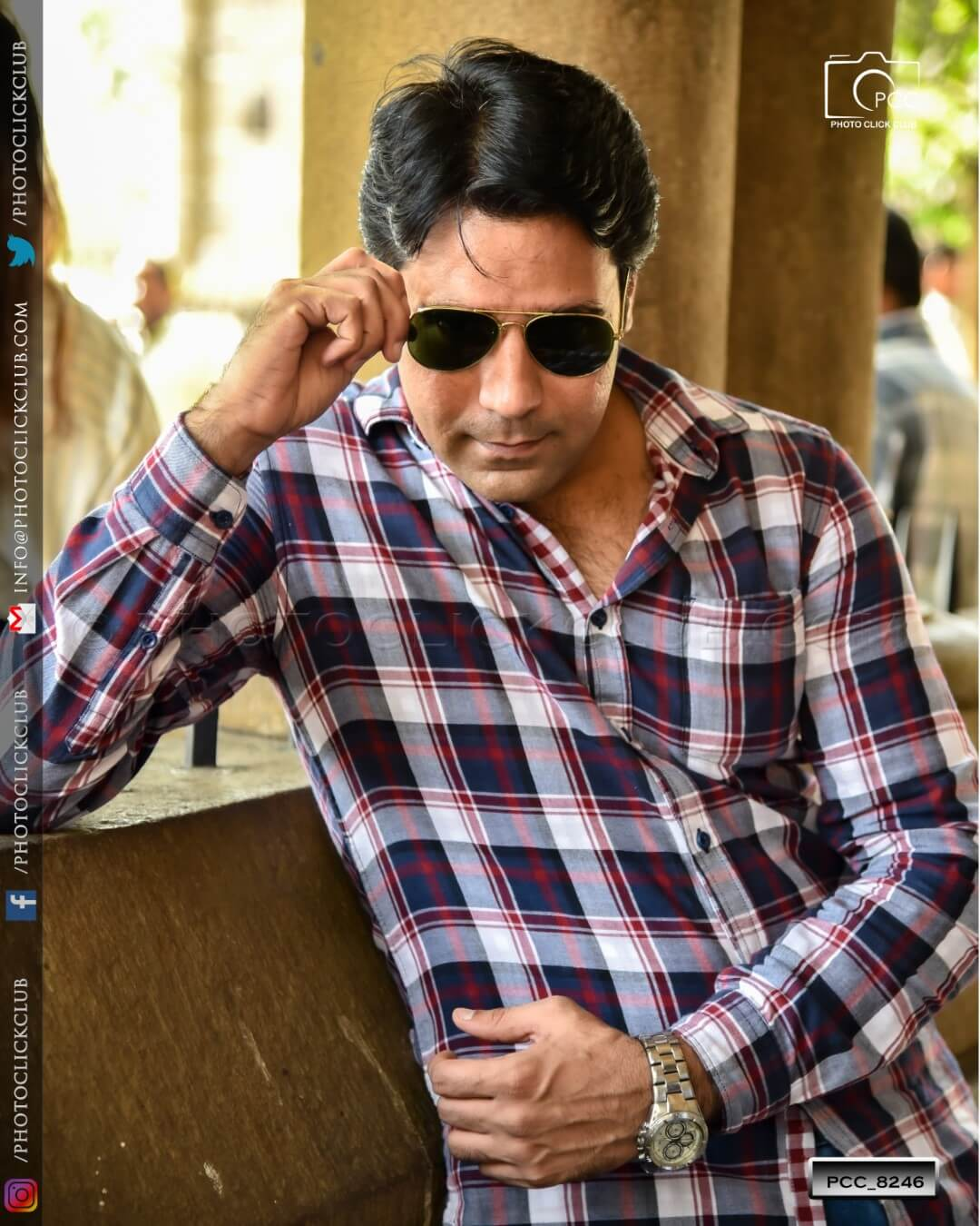 Naveen Mehta - Portfolio Shoot