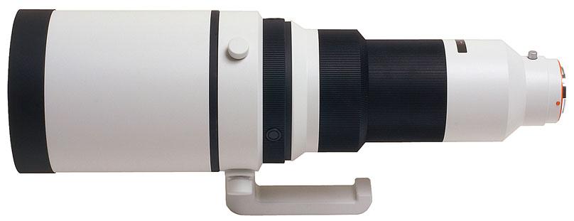 Super Telephoto Fixed Lens