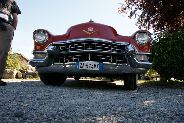 Small old car normal
