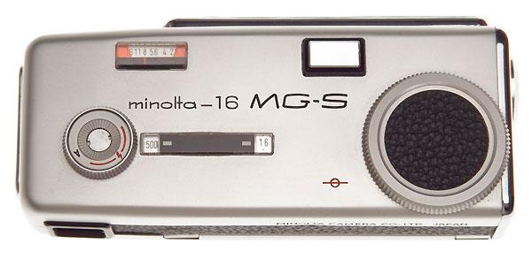 Minolta-16 MG-S