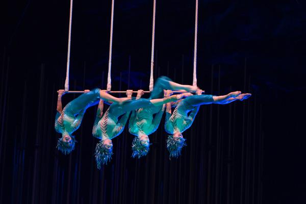 Cirque test at 800