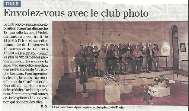 article-independant-en plein-vol-photo-club