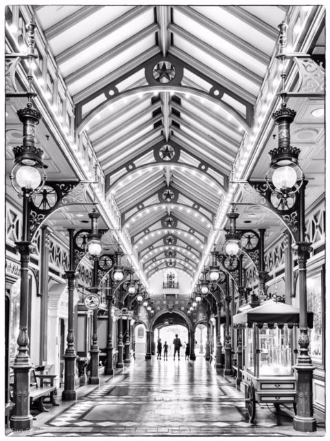 Un autre regard, couloirs de Disney