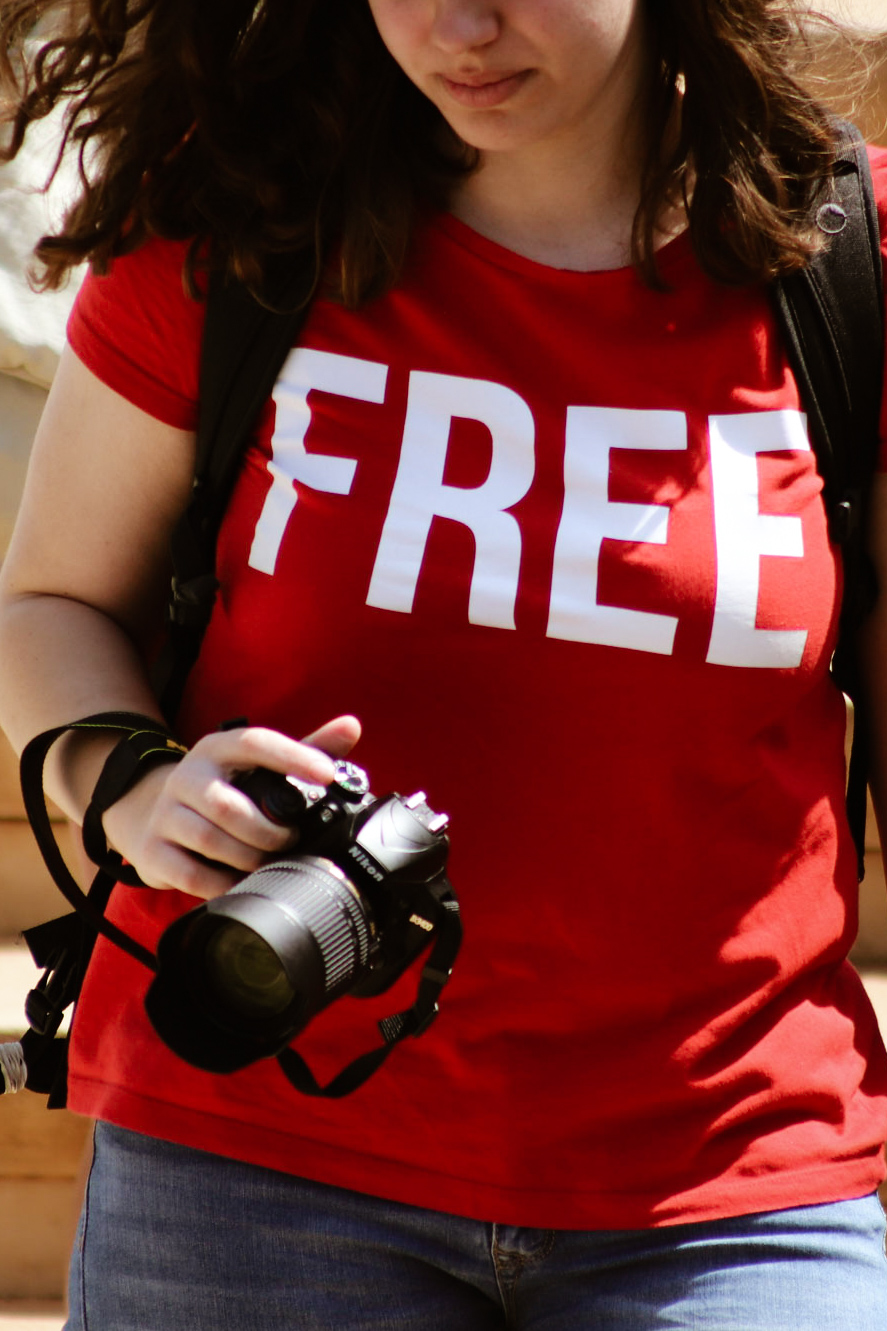 """The Winner of """"Photography is Freedom"""" Photo Contest"""