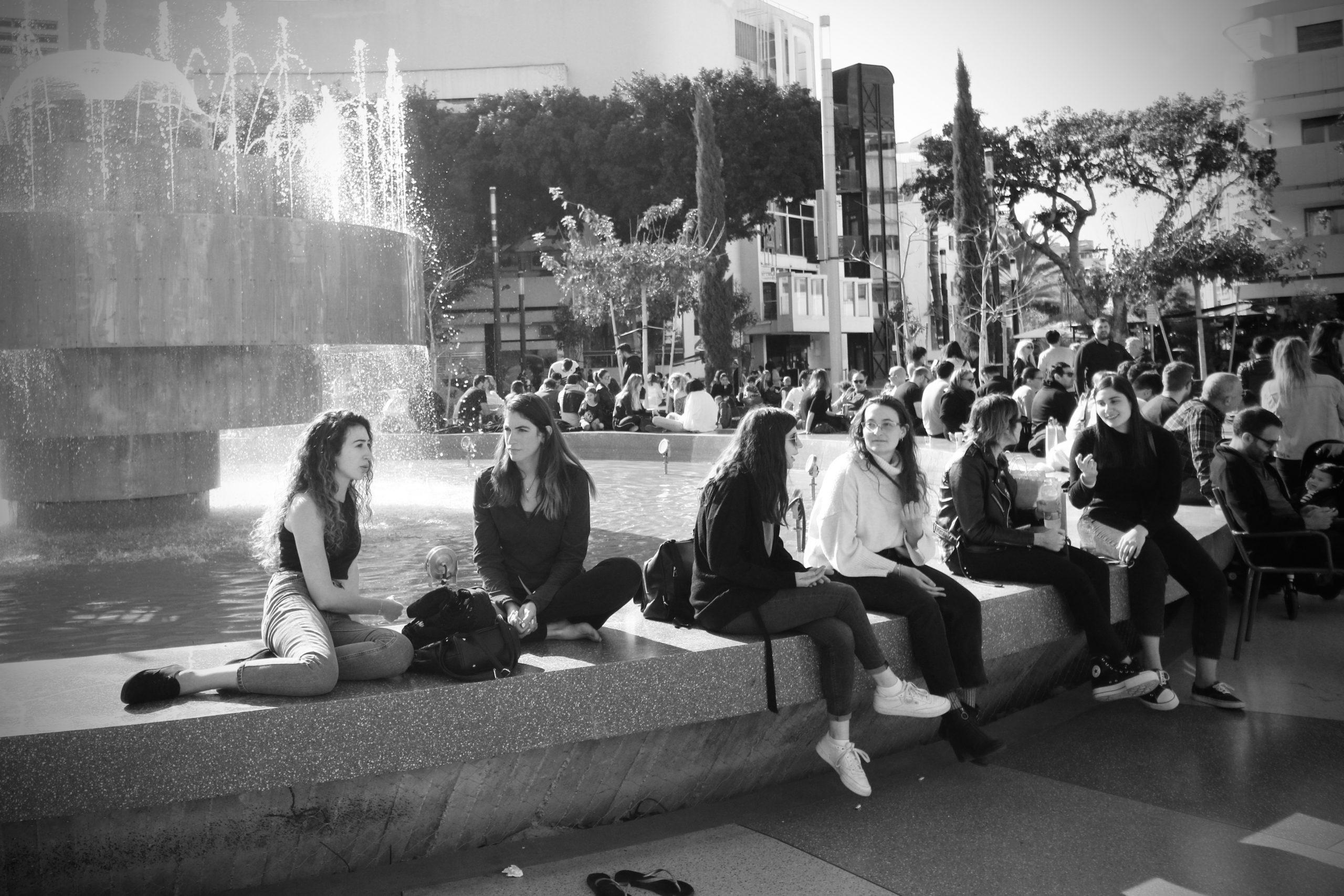 Tel Aviv, the city of yuppies