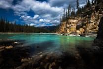 Athabasca River Jasper National Park