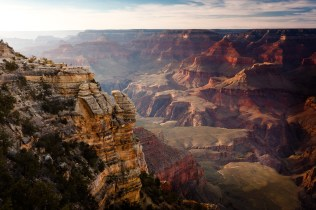 Grand Canyon Arizona Evening 2