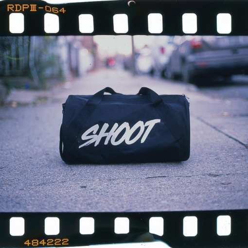 Shoot Canvas Duffle Bag