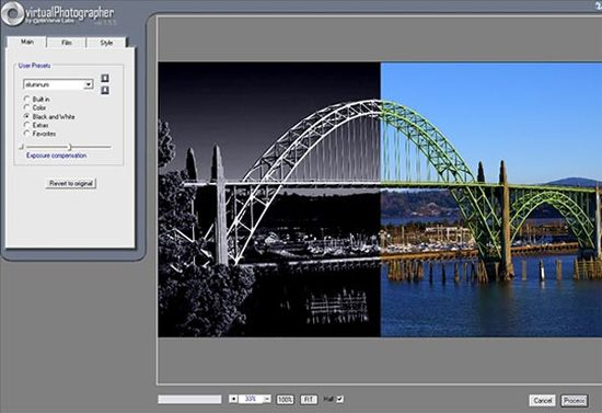 Download Virtual Photographer by optikVerveLabs - free Photoshop CS5 Plug-in