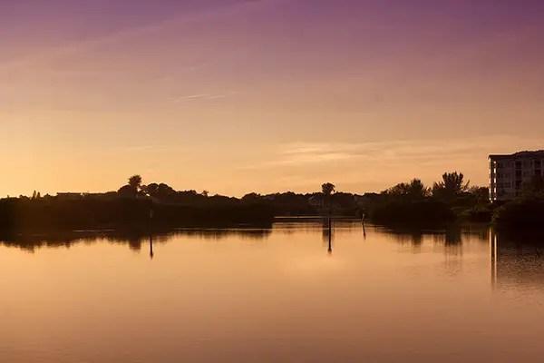 Inlet Sunset - Tim Gilbreath