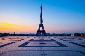 Paris Eiffel Print