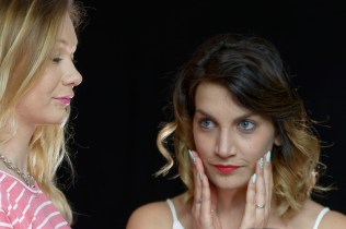 Alain - Estelle et Gwendoline