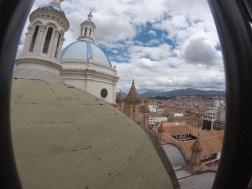 Cathedral domes