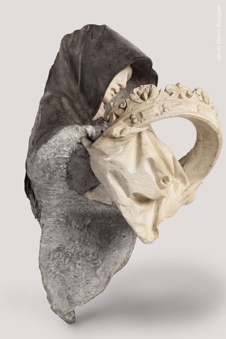 L'orante, partie supérieure © Musée Lorrain - Michel Bourguet