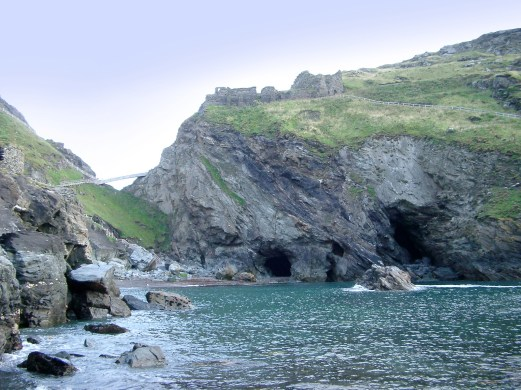Free Stock photo of tintagel castle | Photoeverywhere