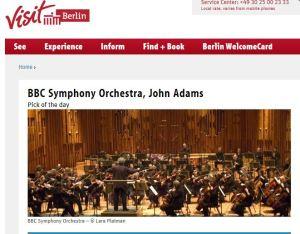 Visit Berlin BBC
