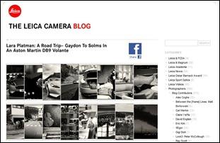 leica blog aston road trip