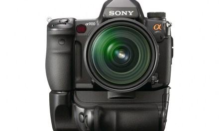 Belle bête chez Sony : l'A900