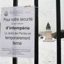 Paris n'aime pas la neige