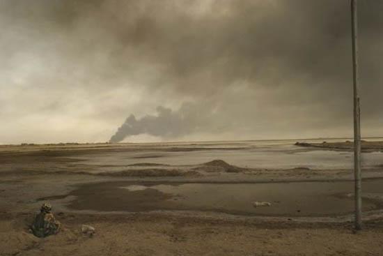 Matthias Bruggmann, Irak, 2008 120 x 150 cm © Copyright Matthias Bruggman, Courtesy Galerie Polaris, Paris