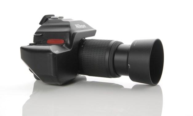Nikon D4X : un nouveau concept