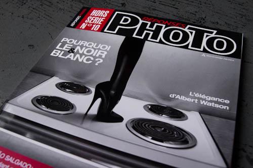 Réponses Photo HS10 : Pourquoi le noir et blanc ?