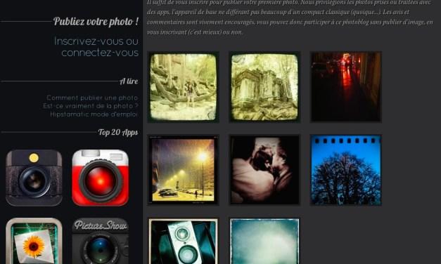 iPhonographie : un photoblog collectif pour les photos à l'iPhone (et autres)