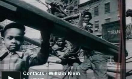 Contacts : dans l'intimité des photographes à travers leurs planches contact