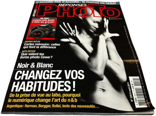 Noir & blanc : changez vos habitudes avec Réponses Photo