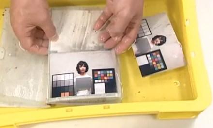 Comment sauver des photos collées ou moisies