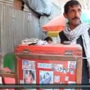 Photographie instantanée en Afghanistan