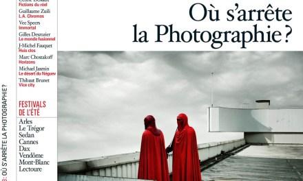 Où s'arrête la photographie ? Un hors série de Réponses Photo